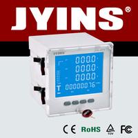 Volt/Amp/Hz/Watt three phase energy meter digital meter 3 phase digital panel meter