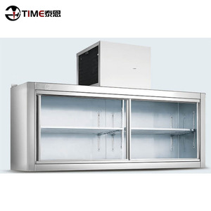 Stainless Steel Wall Mounted Refrigerated Cabinet