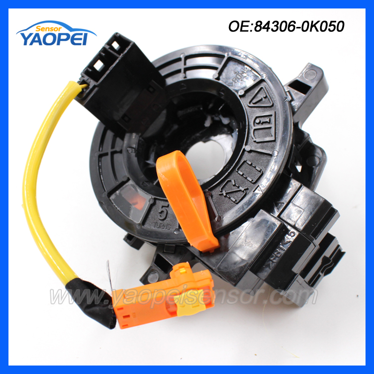 Factory Price Airbag Spiral Cable 84306-0K051 84306-0K050 843060K050 843060K051 For Toyota Hilux Innova Fortuner Clock Spring