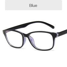 KUJUNY, ретро очки, оправа для женщин и мужчин, оптические очки, оправа, прозрачные линзы, очки, PC, оправа для очков(Китай)
