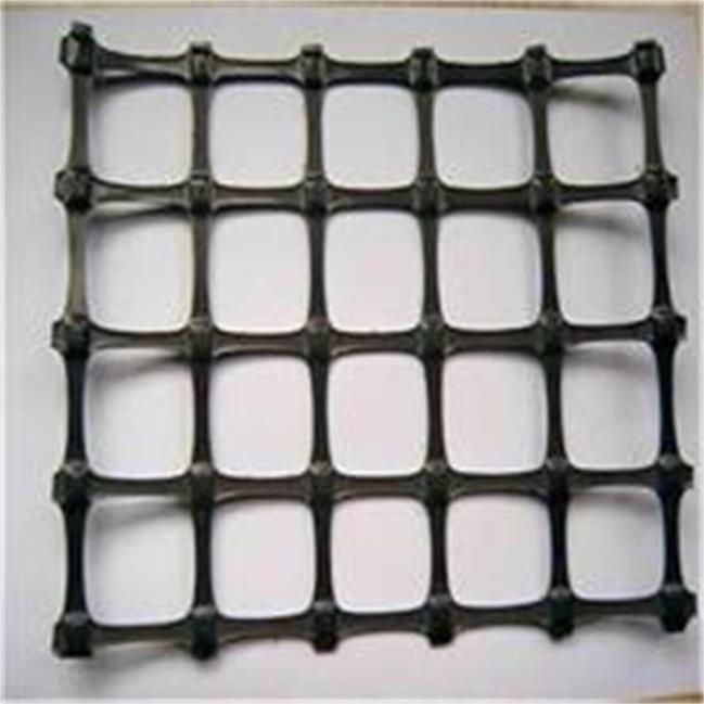 High quality Pp/hdpe Uniaxial Geogrid,Plastic Uniaxial Geogrid For Retaining Wall