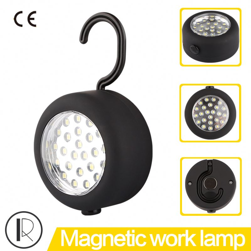 1024058 RY 24 LED Inspection Light Magnetic Back With Swivel Hook new 80w led work light marine navigation light