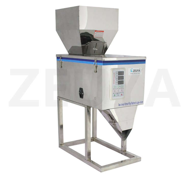 MINI Vibration Automatic Racking, Weighing and Filling Machine 10-999G, 10-3000G, 20-5000G, 50-9999G