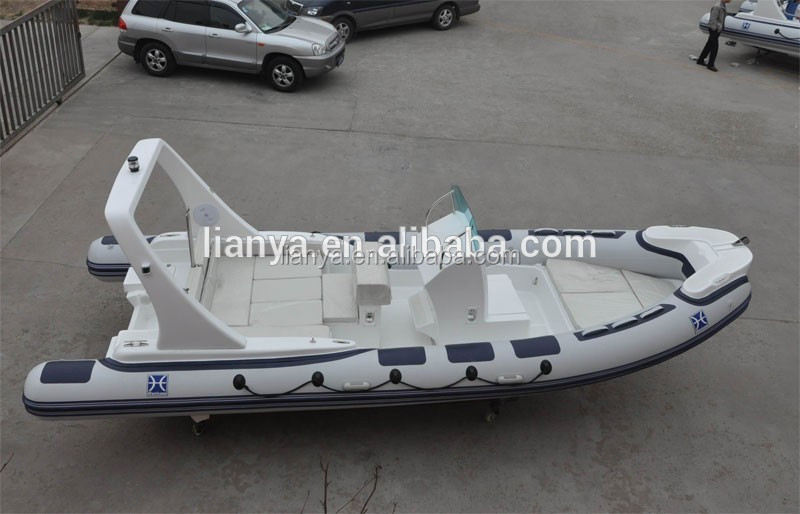 liya 22 pieds petit prix de yacht bateaux de croisi re zodiac gonflable bateau raft id de. Black Bedroom Furniture Sets. Home Design Ideas
