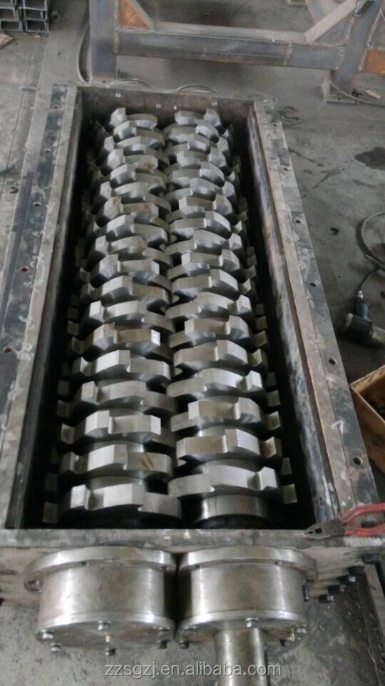 Shredder Chipper For Pellet Industrial Wood Shredder