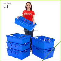 plastic vegetable basket supermarket basket rolling crate