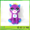 Customized high quality cheap cat plush toy from yangzhou factory
