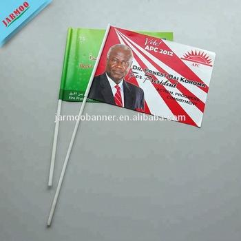 Custom Size Printed Cheap Hand Held Stick Flags - Buy Hand Held Stick  Flags,Popular Gifts Hand Held Stick Flags,Printed Hand Held Stick Flags  Product