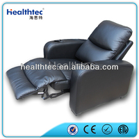 Healthtec Up/Down Footrest Cheap Leather Sofa