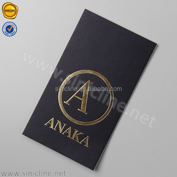 Sinicline custom high quality paper cards gold foil embossed sinicline custom high quality paper cards gold foil embossed business cards reheart Gallery