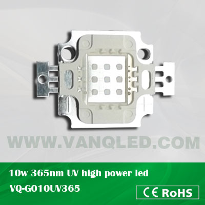 high power radiation UV leds1w-500w for ink curing,sterilization,pest hunting etc.