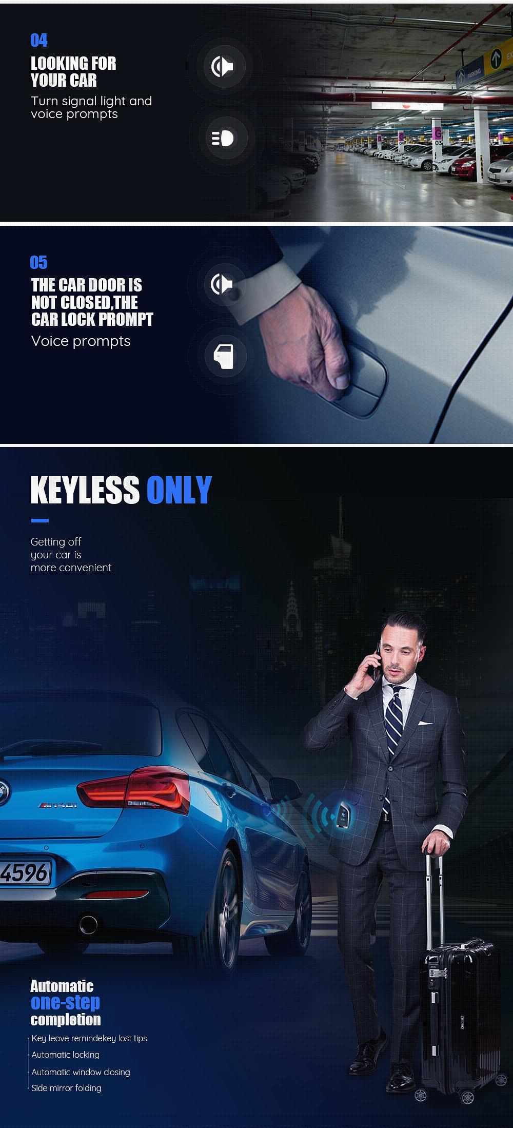 Car Keyless Entry For Mercedes-benz Glc Class Glc 300 260 200 300 260  4matic Keyless Entry Scanner Universal Remote Control - Buy Car Keyless