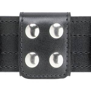 Safariland 654-2B Belt Keeper, 4 Snap, Plain Black