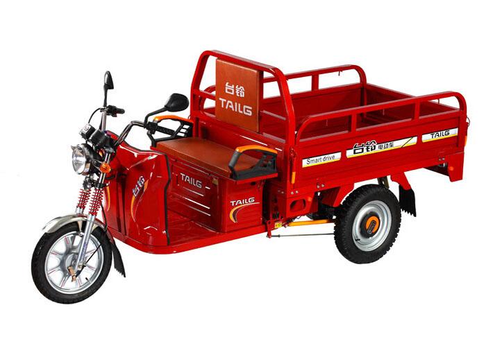 Fornire il potente 800 W a buon mercato triciclo elettrico per trasportare persone e merci