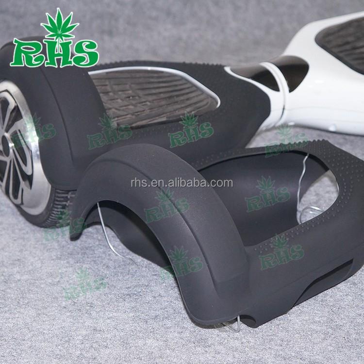 6 5 pouces balance scooter silicone coque manchon de. Black Bedroom Furniture Sets. Home Design Ideas