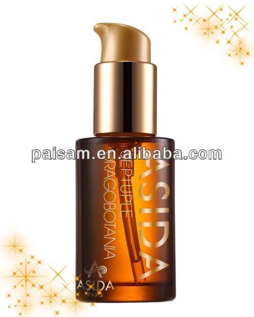 Francia marca asida aceite de pelo/mejor aceite de argan para el cabello en el