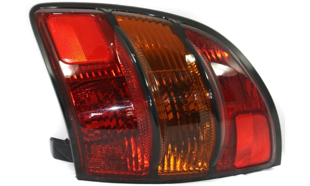 Evan Fischer Eva15672032385 Tail Light For Pontiac Vibe 03 08 Rh Lens And Housing