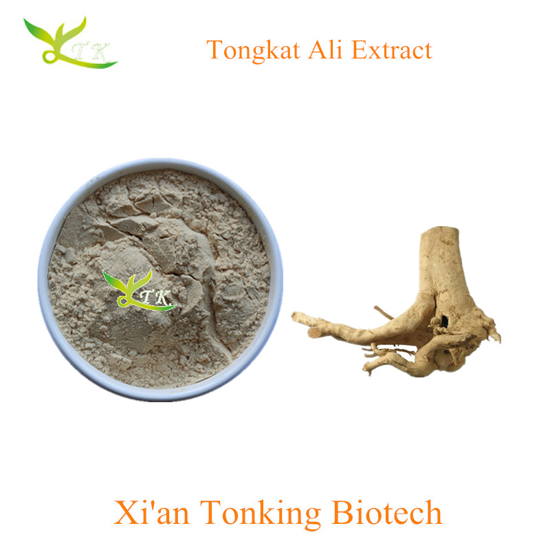 High quality Pure Malaysia powder extract Tongkat ali 200:1