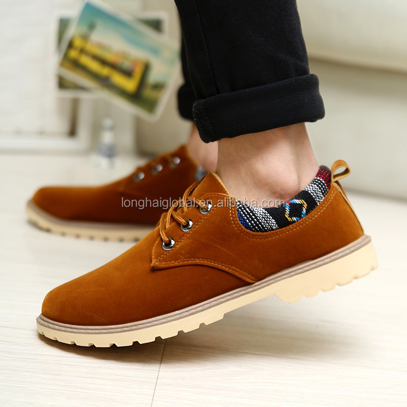 2016 alibaba mens casual shoes to wear with jeans, cheap men's breathable fabric casual shoes online