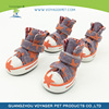 Lovoyager hot sale big American style soft dog shoes with great price