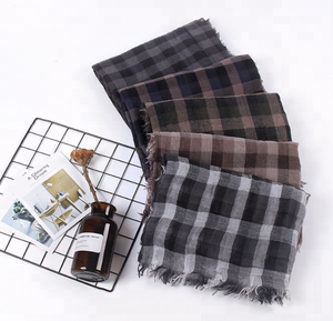 Drop shipping 2018 new spring cotton linen scarf women's gifts autumn winter shawls