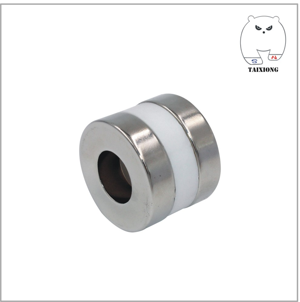 Over 10 Years Experience Strong Powerful Magnets Neodymium N52 Sintered