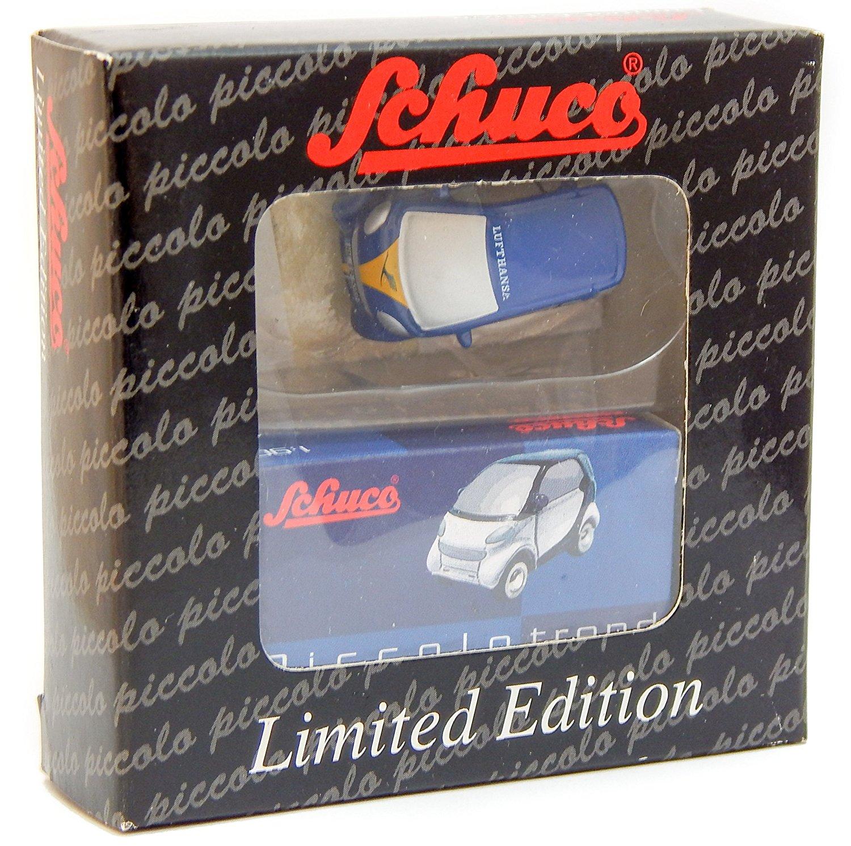 Smart Fortwo Lufthansa 1:90 Schuco Piccolo Limited Edition