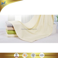 china manufactur supplier 100% cotton solid dyed bath towel using Egypt cotton for adults 75*155cm