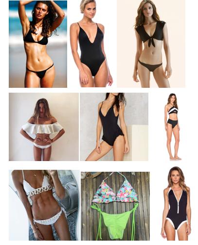 c50e104252 Two Piece Off Shoulder Beautiful Women Sexy Bathing Suit - Buy ...