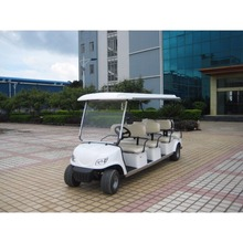4 wheeler passenger pick up electric sightseeing vehicle
