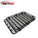 4x4 offroad aluminum universal car luggage rack / roof rack