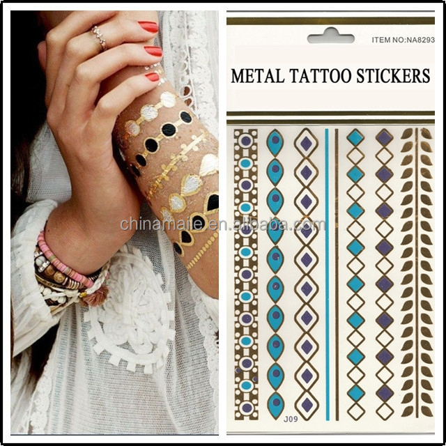 High Quality Cheapest Custom Tattoo Sticker For Women\'s Hand/india ...