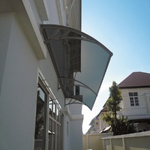 Professional manufacture PC awnings canopies