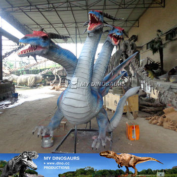 My-dino indoor playground entertainment dragon