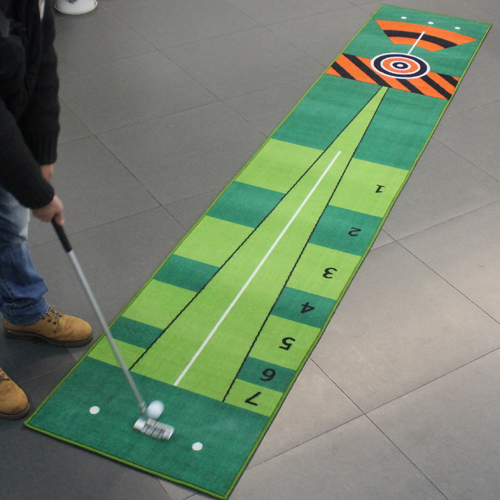 Golf Instrument Driving Mat