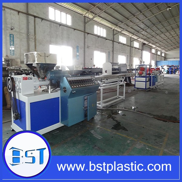 Extrusion forming bent u shaped plastic pipe buy