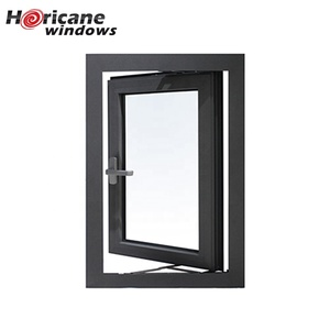 China manufacturers supply aluminum casement windows for sale