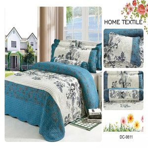 2016 newest warm patchwork bedspreads/wholesale bed clothing dubai bedspread
