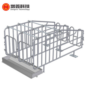 factory high quality cheap gestation stall for pig / sow / hog