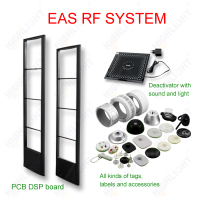 Highlight R009 safety equipment 8.2mhz rf dual eas board shop security eas system