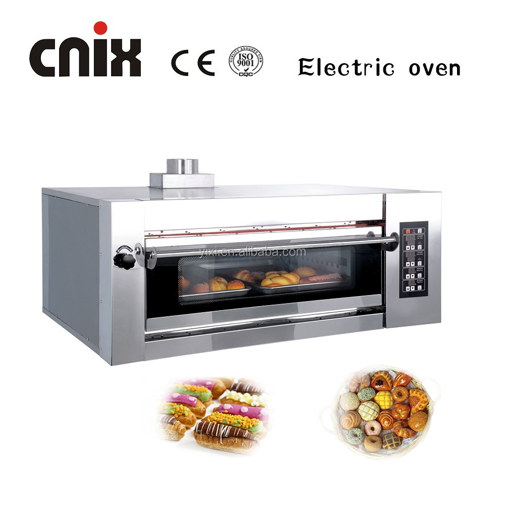 using gas combi pizza oven