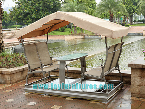4 Seater Glider Swing Chair With Canopy Buy 4 Seater