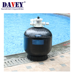2017 Minder Black Swimming Pool Sand Filter