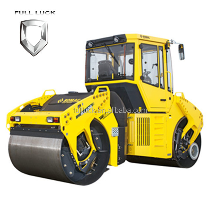 Factory Directly Supply Best Price BOMAG 10 ton Heavy Articulated Steered Tandem Rollers BW161AD-4