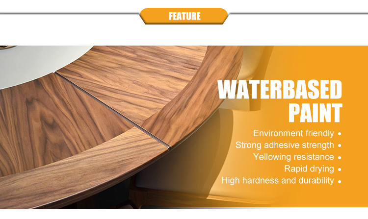 Maydos Eco Friendly Zero VOC Water Based Wood Paint