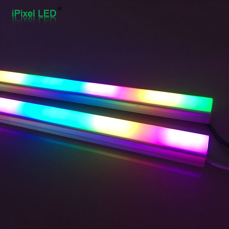 high quality DC12V/DC24V DMX RGB led tube