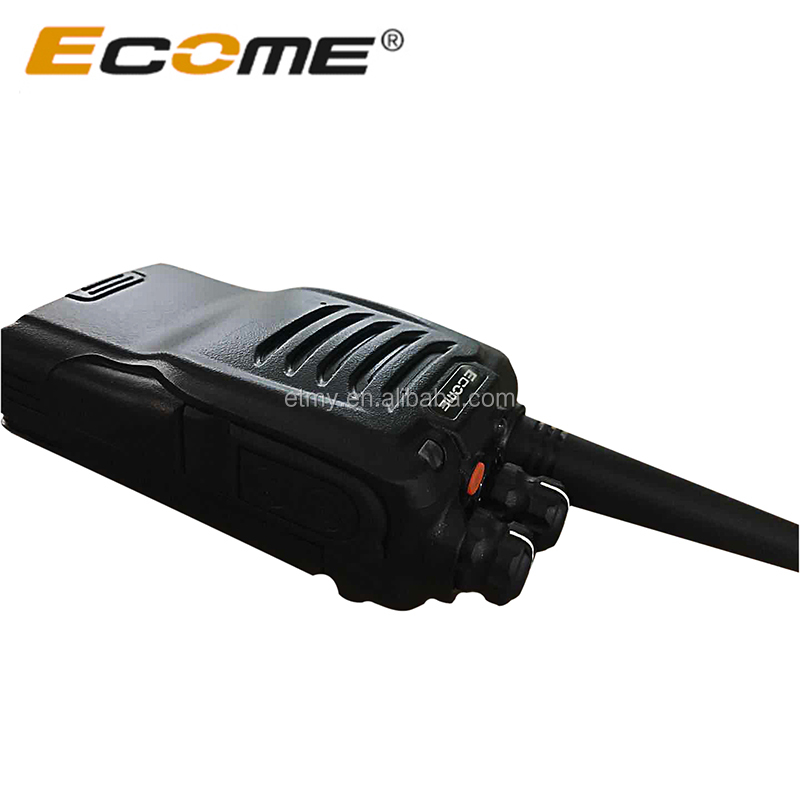 wholesale Walkie Talkie Ecome ET558 Strong Anti-Interference, Good Stability Two Way Radio