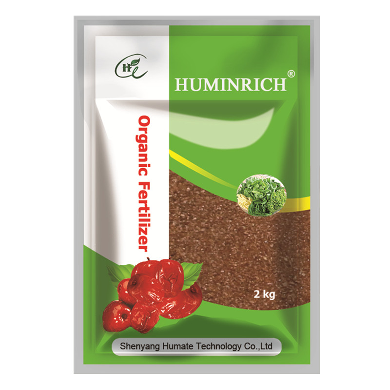 Huminrich Modern Agriculture Organic Hydroponic Fulvic Acid With NPK Fertilizer Common Fertilizers
