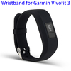 New Arrivals TPE and TPU Adjustable Strap for Garmin Vivofit 3 Replacement Band