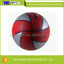 China wholesale customized official size 6 pvc basketball